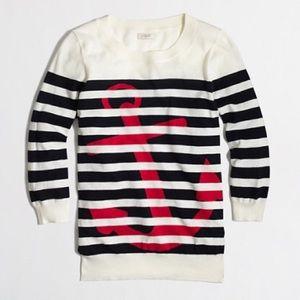 J. Crew Sweaters - J. Crew Anchor Sweater
